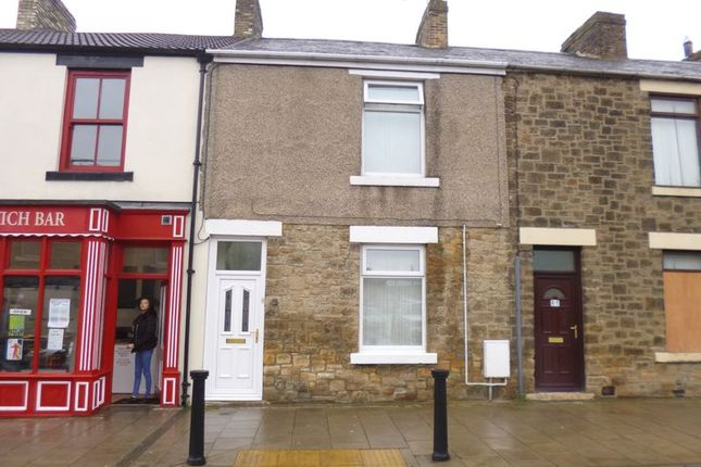 Thumbnail Terraced house for sale in Collingwood Street, Coundon, Bishop Auckland