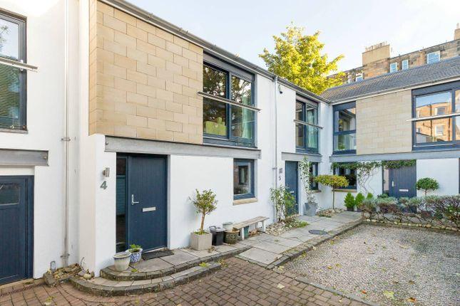 Thumbnail Mews house for sale in 5 Millar Place Lane, Morningside