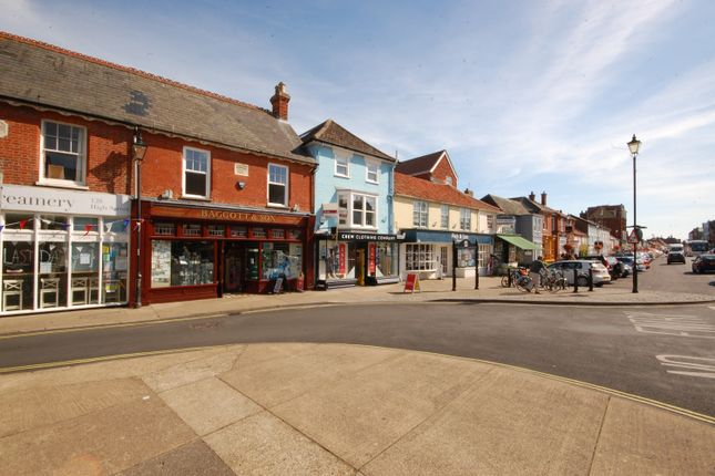Thumbnail Flat to rent in King Street, Aldeburgh