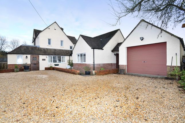 Thumbnail Detached house for sale in Park View, Stratton, Cirencester, Gloucestershire