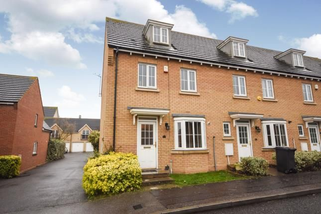 Thumbnail End terrace house for sale in Epping Way, Witham