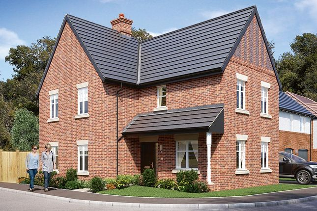 """Thumbnail Detached house for sale in """"The Hartlebury"""" at Badby Road West, Daventry"""