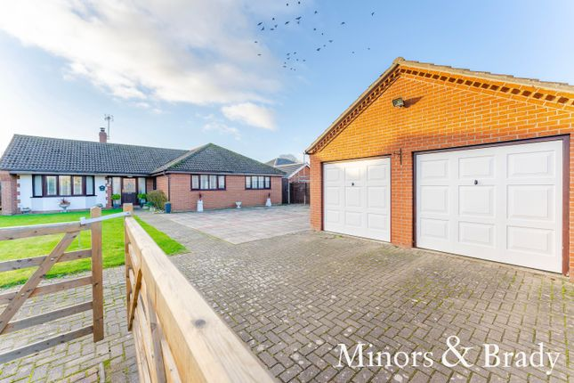 4 bed detached bungalow for sale in Lavender Court, Winterton-On-Sea, Great Yarmouth NR29