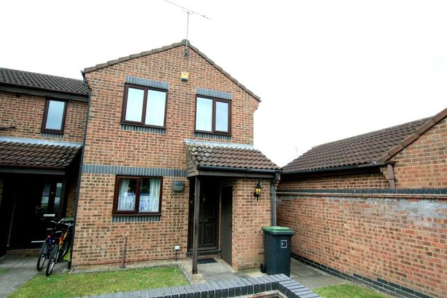 3 bed end terrace house to rent in Eaton Close, Beeston, Nottingham