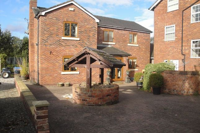 Thumbnail Property for sale in Turret Hall Cottage, Stone Pit Lane, Warrington
