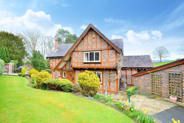 4 bed detached house for sale in Macclesfield Road, Prestbury, Macclesfield SK10