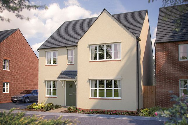 """Thumbnail Detached house for sale in """"The Canterbury"""" at Oxford Road, Bodicote, Banbury"""