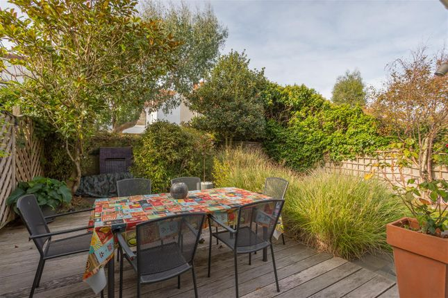 Garden of Westbourne Villas, Hove BN3
