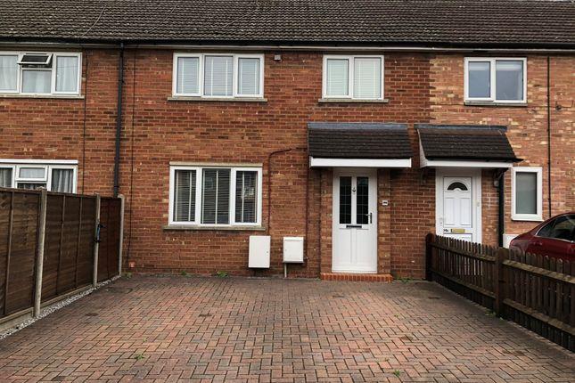 Thumbnail Semi-detached house to rent in Sutton Field, Whitehill, Bordon
