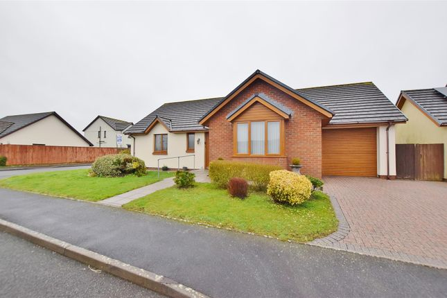 Thumbnail Detached bungalow for sale in Heritage Gate, Haverfordwest