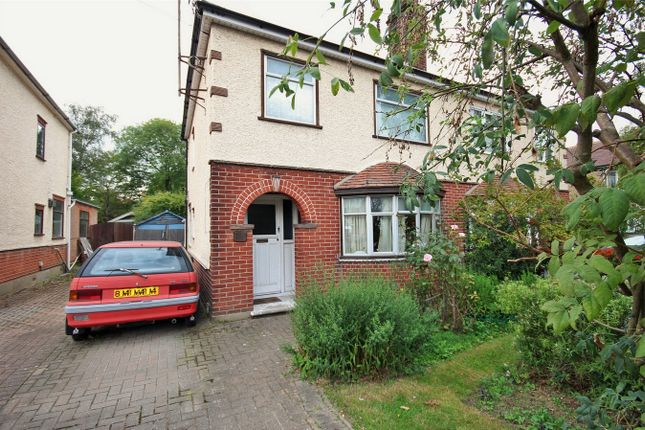 Thumbnail Semi-detached house for sale in Ipswich Road, Colchester, Essex