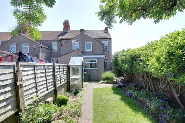 Thumbnail End terrace house to rent in Hildyard Street, Grimsby