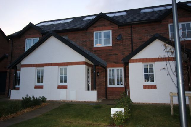 Thumbnail Terraced house for sale in Coulter Close, Dumfries