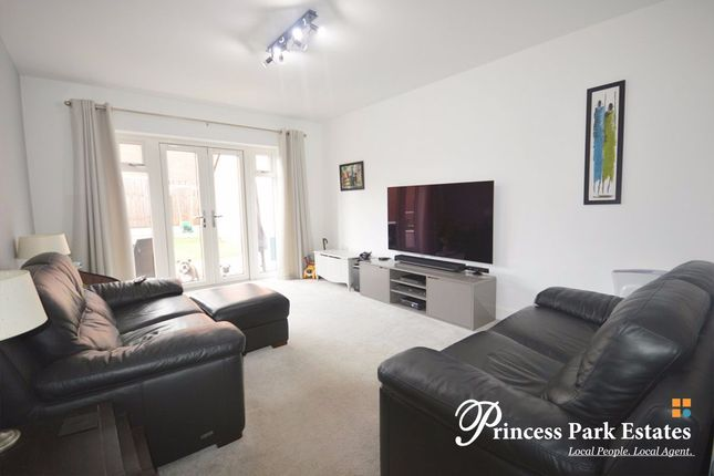 Thumbnail Terraced house to rent in Ribblesdale Avenue, London