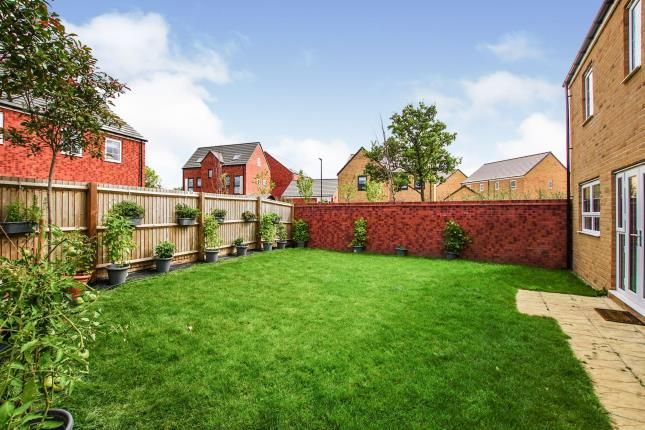 Garden of Reed Road, Yate, Bristol, South Gloucestershire BS37