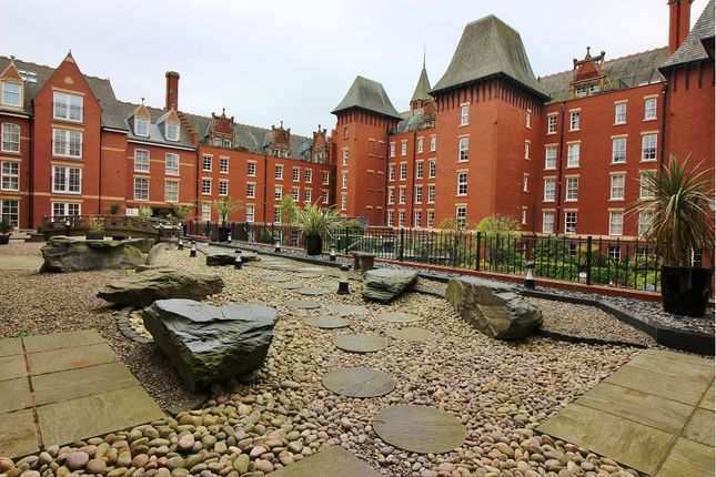 Thumbnail Flat for sale in Marine Gate Mansions, Southport
