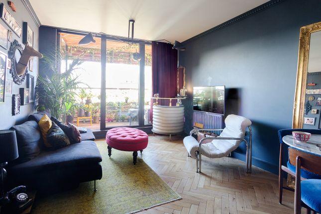 Thumbnail Flat to rent in Hillside, London
