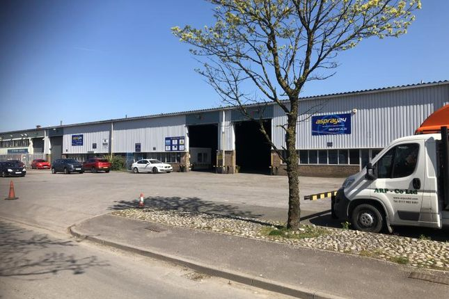Thumbnail Industrial to let in Jubilee Way, Avonmouth, Bristol