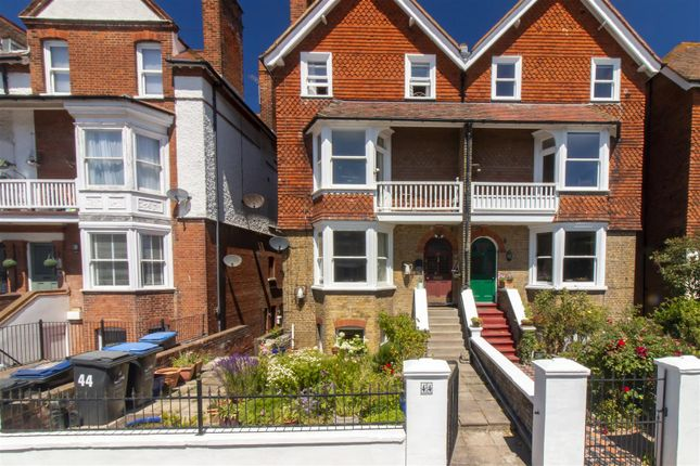 Thumbnail Semi-detached house for sale in Westgate Bay Avenue, Westgate-On-Sea