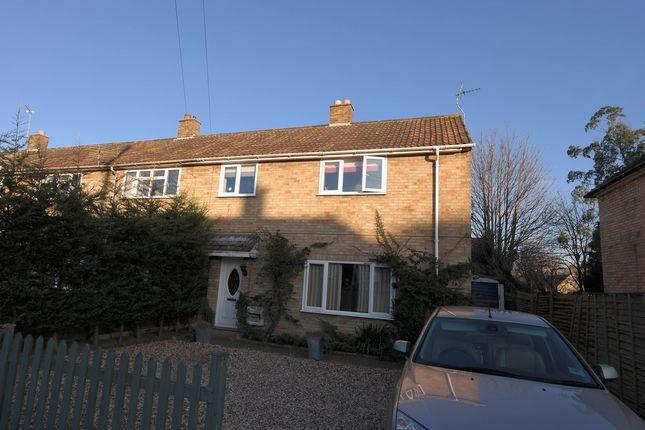 Thumbnail Semi-detached house for sale in The Orchard, Fen Drayton, Cambridgeshire, Cambridgeshire