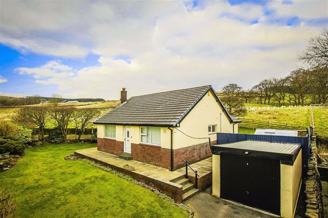 Thumbnail Detached bungalow for sale in Conway Road, Rossendale, Lancashire