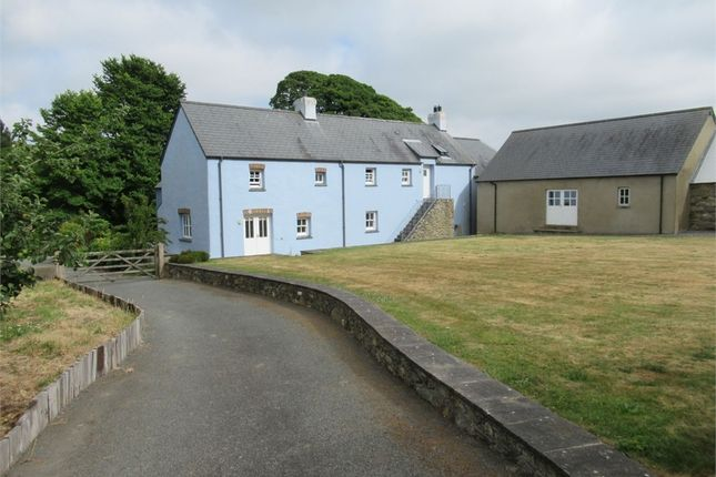 Thumbnail Detached house for sale in Ysguborwen, (Nr Newport), Felindre Farchog, Crymych, Pembrokeshire