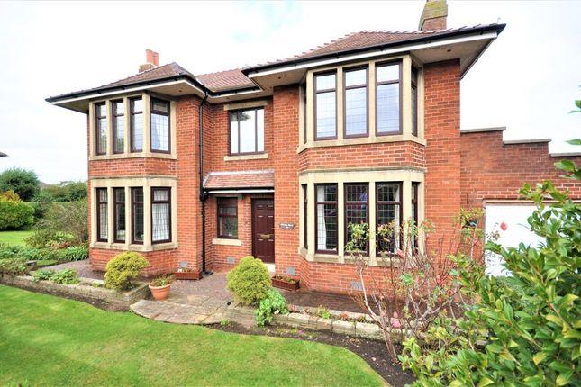 Thumbnail Detached house for sale in Myrtle Drive, Kirkham, Preston, Lancashire