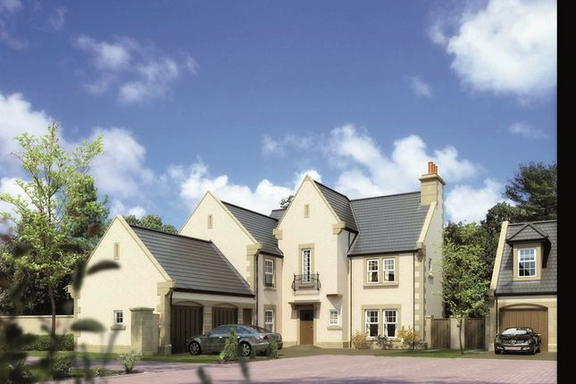 "Thumbnail Detached house for sale in ""The Tennyson"" at Rowallan Castle Estate, Off Kilmaurs Road, Kilmaurs"