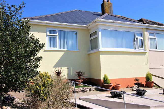 Thumbnail Semi-detached bungalow for sale in Foxhole Road, Paignton