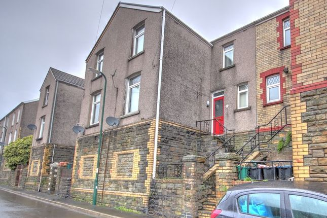 Thumbnail Terraced house for sale in Vivian Street, Abertillery