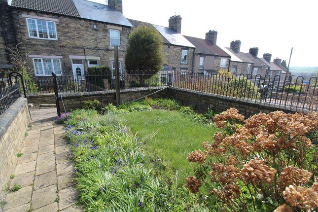 Front of High Grange, Crook, County Durham DL15