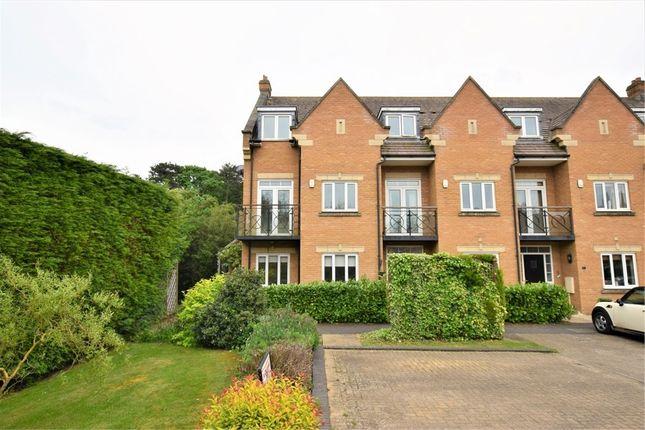 Thumbnail End terrace house for sale in Manderville Close, Abington, Northampton