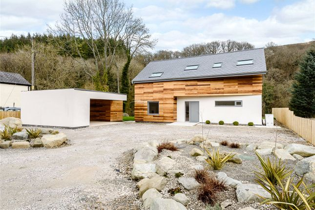 Thumbnail Detached house for sale in Cyffylliog, Ruthin, Denbighshire