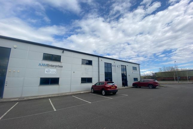Thumbnail Industrial to let in Unit South Point Industrial Estate, Clos Marion, Cardiff