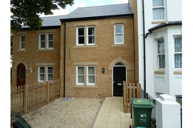 Thumbnail Terraced house to rent in Stanley Road, Oxford