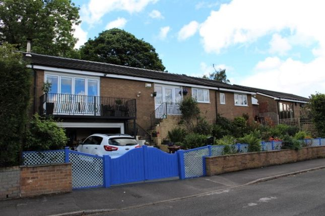 4 bed detached bungalow for sale in Birchside Avenue, Glossop