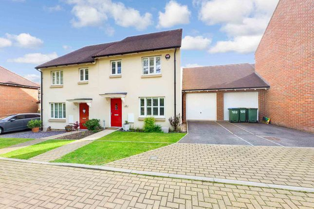3 bed semi-detached house for sale in Rascals Close, Southwater, Horsham RH13