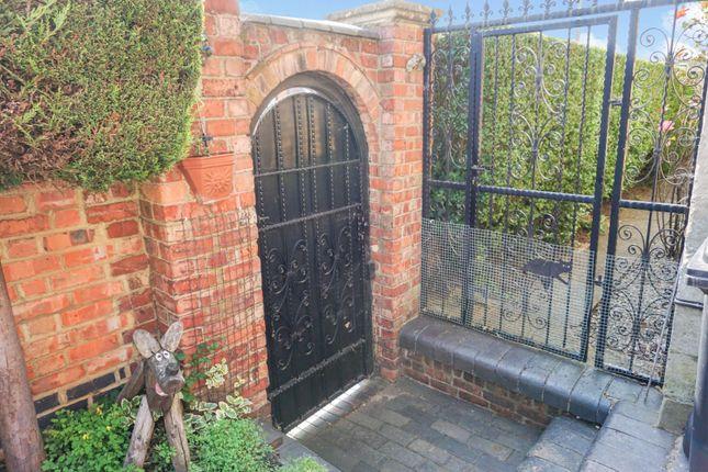 Side Entry of Ranelagh Road, Wellingborough NN8