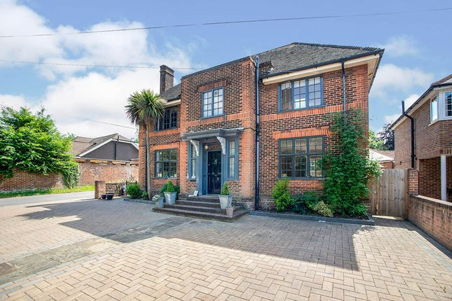 Thumbnail Detached house for sale in Walderslade Road, Chatham, Kent