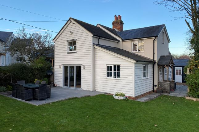 Thumbnail Detached house for sale in Back Lane, Pleshey, Chelmsford