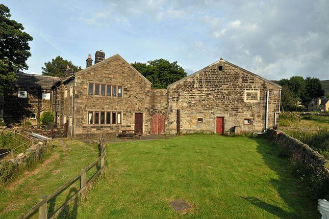 Thumbnail Farmhouse for sale in Lee Bottom Road, Mankinholes, Todmorden