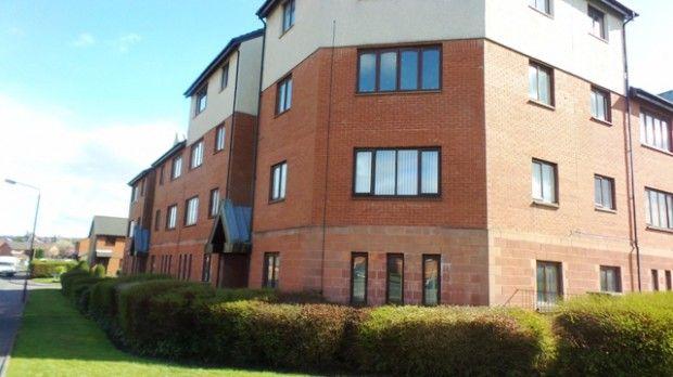 Thumbnail Flat to rent in Longdales Court, Newcarron, Falkirk FK2,