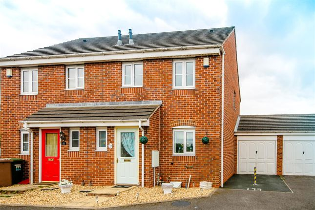 Thumbnail Semi-detached house for sale in Windrush Close, Pelsall