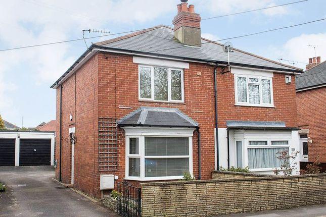 Thumbnail Semi-detached house for sale in Brokenford Lane, Totton, Southampton