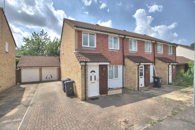 Thumbnail Semi-detached house to rent in Caribou Way, Cambridge, Cambridgeshire
