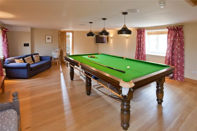 Games Room of Loders, Bridport, Dorset DT6