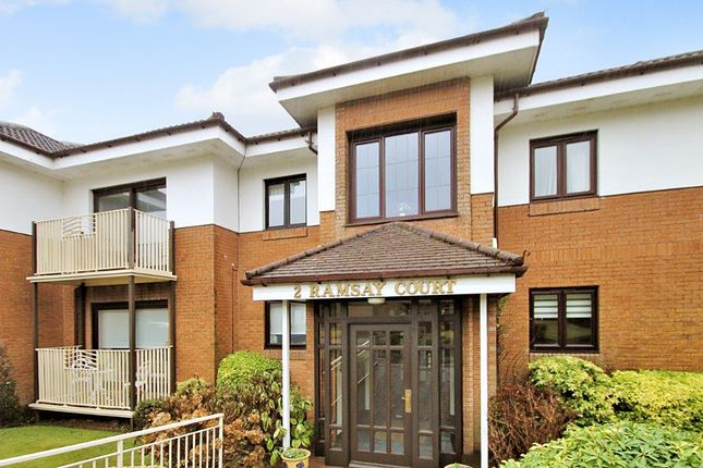 Thumbnail Flat for sale in Ramsay Court, Newton Mearns, Glasgow