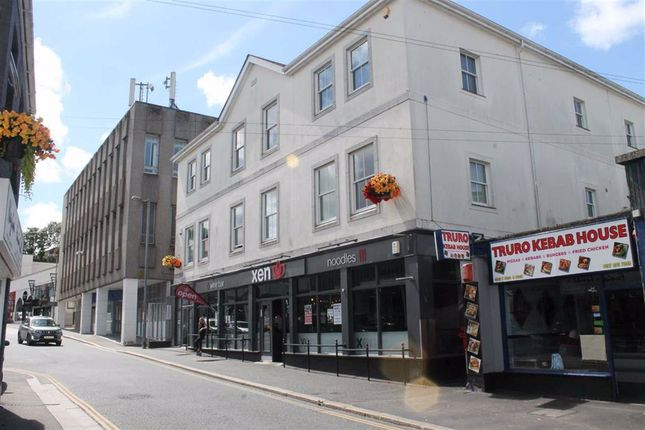 Office to let in First Floor, Stephenson House, Calenick Street, Truro