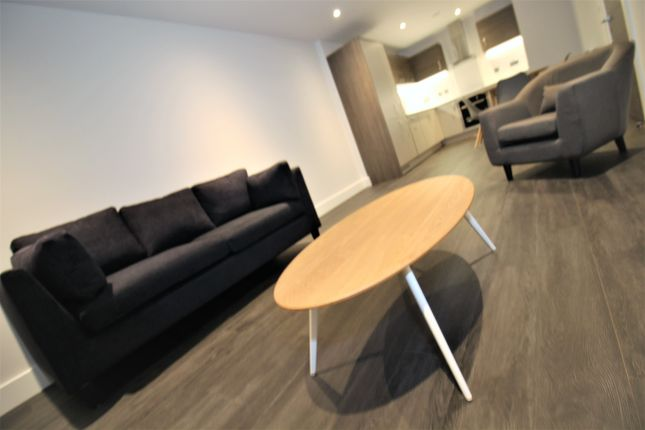 Thumbnail Flat to rent in Aria Apartments, 42 Chatham Street, Leicester