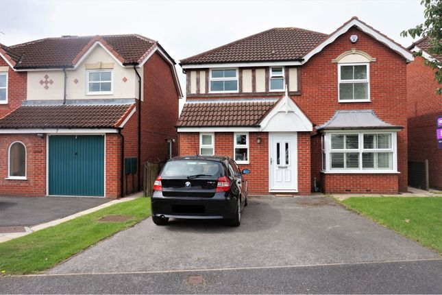 Thumbnail Detached house to rent in Surrey Way, York
